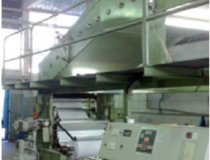 Máquina Rotolaminadora IV – Diadema/SP
